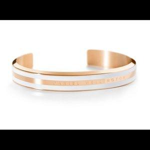 Daniel Wellington Bracelet - White & Rose Gold